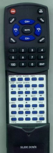 EMERSON Replacement Remote Control for LD195EMX, NF607UD