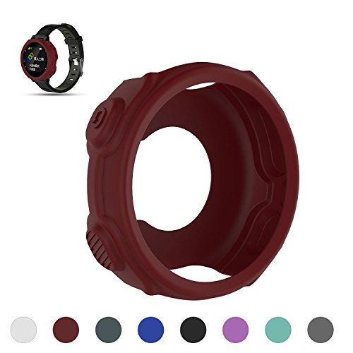 Price comparison product image Smart Watch Band Case,  Molie Silicone Protective Case Cover Wristband Bracelet Protector for Garmin Forerunner 235 / 735XT GPS Watch Accessories Protective Sleeve Replacement