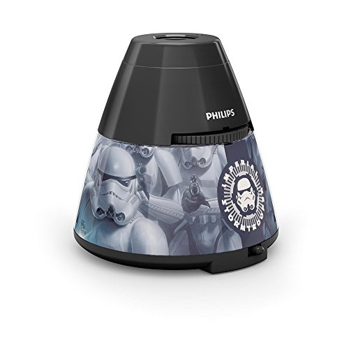 Philips Star Wars LED Night Light and Projector For Sale
