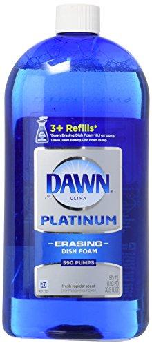dawn dishwashing platinum - 9