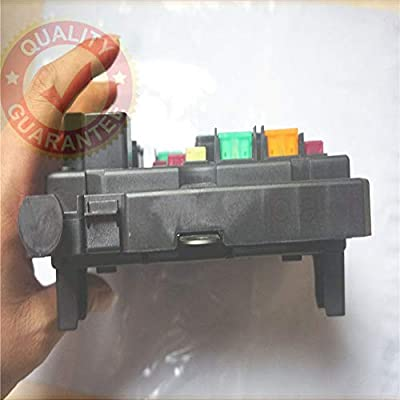 peugeot 206 fuse box central locking 9657608580 fuse box module general system relay controller body  9657608580 fuse box module general