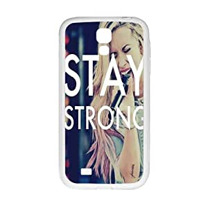 Stay Strong New Style High Quality Comstom Protective case cover For Samsung Galaxy S4