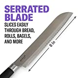 Good Cook Touch 8-Inch Carbon Steel Chef's Knife