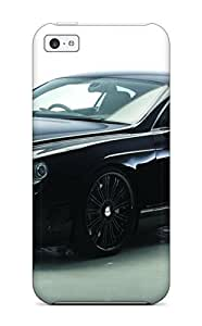 [bvTHzUE5383dkCAX] - New 2008 Wald Bentley Continental Gt Black Bison Protective Iphone 5c Classic Hardshell Case
