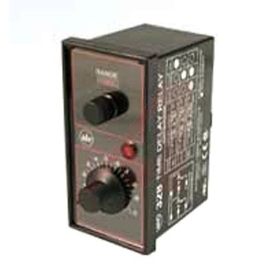 ATC 328E-200-F-10-XX Multi-Range TDR, 6 Knob Selectable Ranges, 24 to 240 VAC and 24 VDC, Reset on Power Failure, Standard by Atc