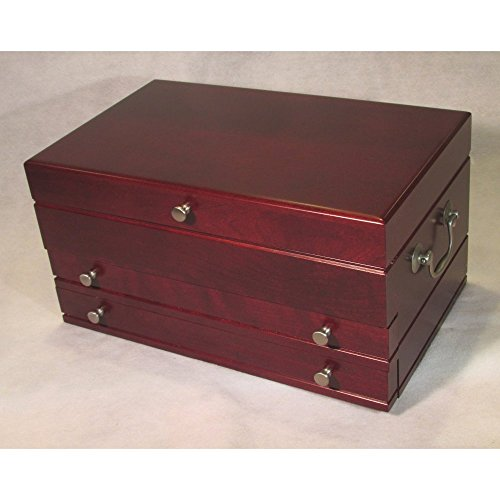 First Lady Wooden Jewelry Box