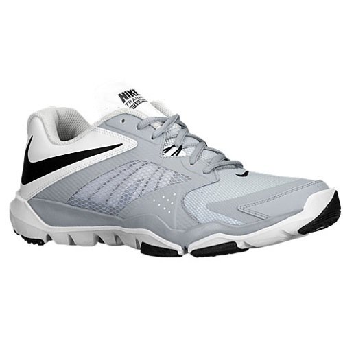 New Nike Men's Flex Supreme TR 3 Cross Trainer Grey/White 9 - Nike Flex Trainer 3 Men