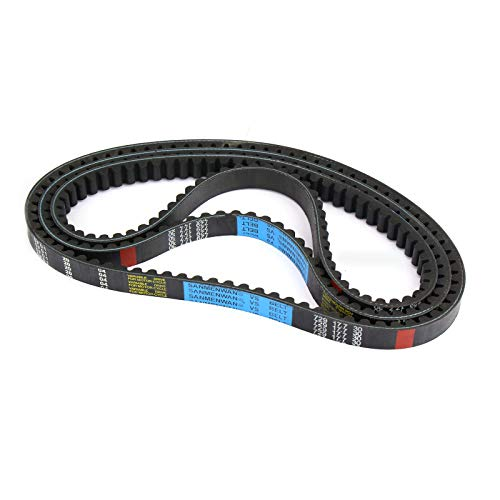 729 17.7 30T CVT Drive Belt Fit for GY6 50cc 139QMB Scooter ATV Long Case Engine