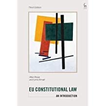 Eu Constitutional Law: An Introduction (Third Edition)