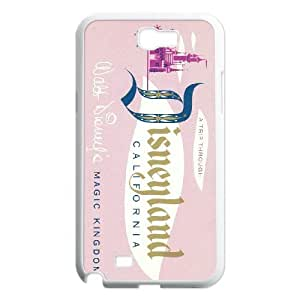 Disneyland for Samsung Galaxy Note 2 N7100 Phone Case Cover D5052