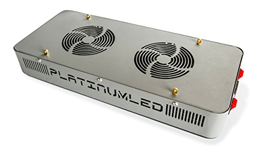 Advanced Platinum Series P300 300w 12-band LED Grow Light - DUAL VEG/FLOWER FULL SPECTRUM