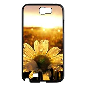 Sunflower The Unique Printing Art Custom Phone Case for Samsung Galaxy Note 2 N7100,diy cover case ygtg562550