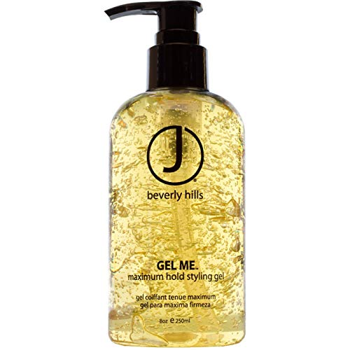 J Beverly Hills Gel Me Maximum Hold Styling Gel 250ml/8oz - Maximum Hold Styling Gel