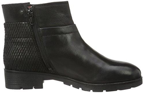 Kalt Black Boots 65357 Short Lined Ankle Women's Carmela and Boots qwPHFTP