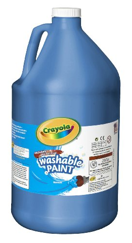 Crayola 54 2128 042 Washable Paint Gallon