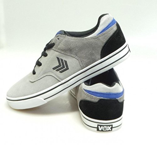 Vox Skateboard Shoes lockdown Cement / Black / Blue