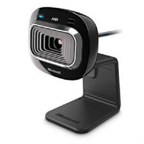 NEW Computer Accessories Microsoft T3H-00011 LifeCam HD-3000 USB 2.0 Webcam
