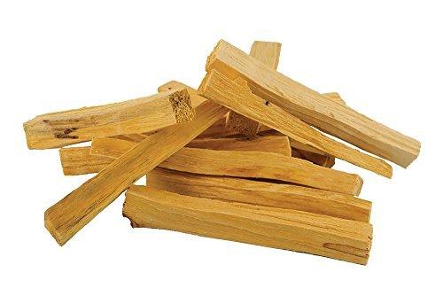 Palo Santo Peruvian Holy Wood Sticks - 1 Pound Bag (Palo Buy Wood Santo)