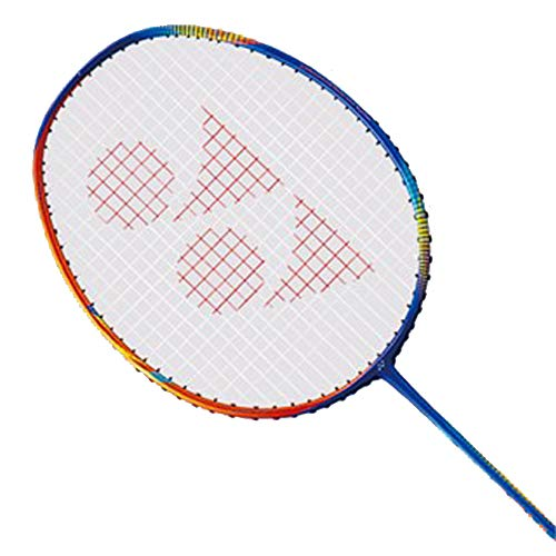 Yonex Astrox FB Bdminton Strung Racket (Navy/Orange)