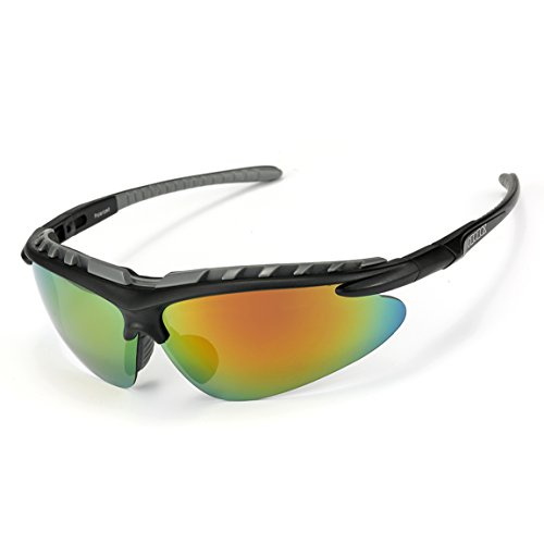 ODODOS - Polarized Sports Sunglasses With Superlight Frame for Fishing Golf - - Liberty Sports Sunglasses