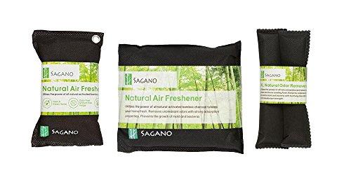 Activated Charcoal Eliminator Sagano Deodorizer product image