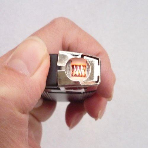 Youyoute Full HD 1080P USB Flashlight Spy Lighter Camera Hidden Video Recorder Real Lighter DVR (Dvr Spy Lighter)