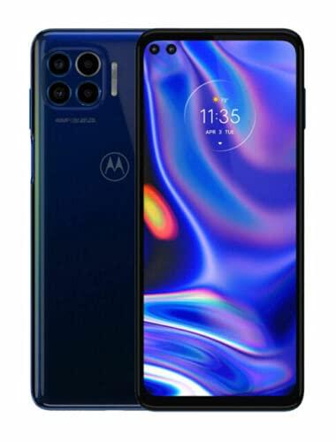 Motorola One 5G UW 128GB Oxford Blue for Verizon (Renewed)