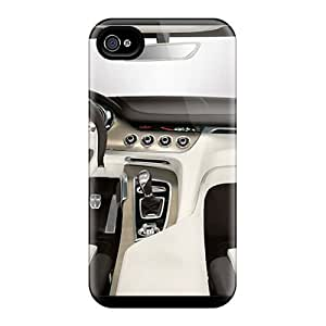 Shock-dirt Proof Bmw Concept Cs Dashboard Case Cover For Iphone 4/4s