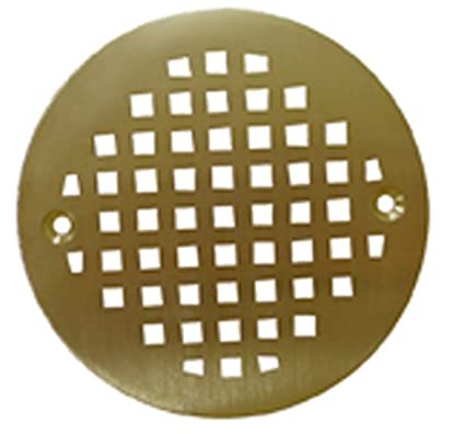 Plumbest C60-807 Decorative Shower Stall Drain Replacement Strainer ...