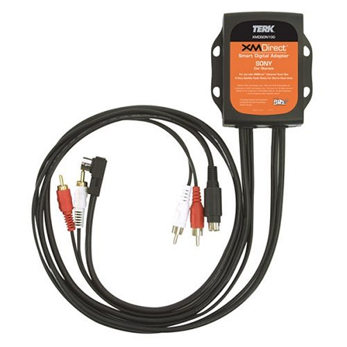 Terk XMDSON100 XMDirect Smart Digital Adapter (for Sony) ()