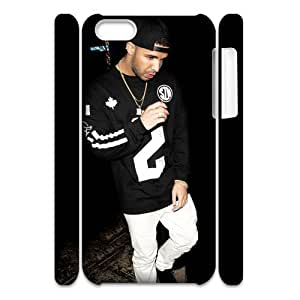 Newest Diy Drake Apple Iphone 5C 3D Cover Case
