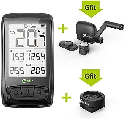 LFDHSF Mini GPS Ordenador para Bicicleta Ordenador para Bicicleta ...
