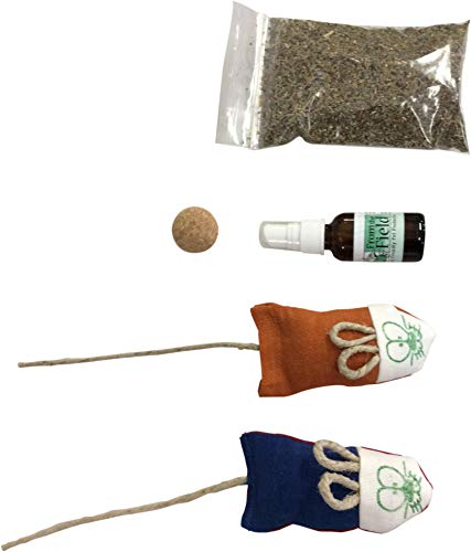 Product image of From The Field Deluxe Purrfect Gift Kit Cat Toy and Catnip