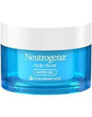 Neutrogena Hydro Boost Hyaluronic Acid Hydrating Water Gel Daily Face Moisturizer for Dry Skin, Oil-Free, Non-Comedogenic Face Lotion, 1.7 fl. oz
