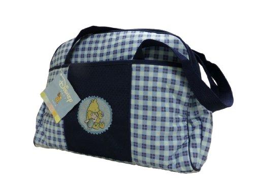 Classic Winnie the Pooh Large Diaper Bag