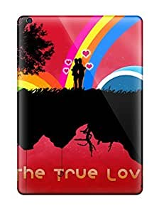 Ryan Knowlton Johnson's Shop 3836552K97617775 Tpu Case For Ipad Air With The True Love