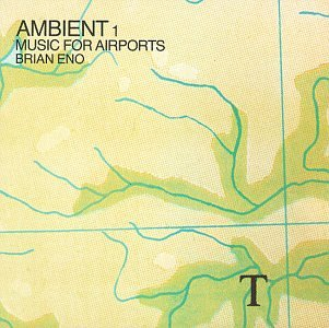 Brian Eno Ambient 1 Music For Airports Amazon Com Music