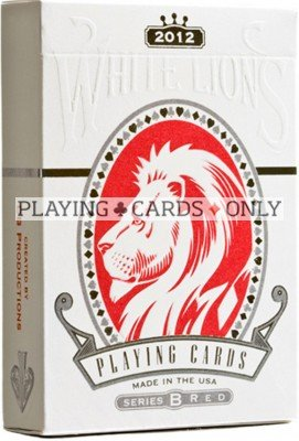 WHITE LIONS SERIES B (RED)