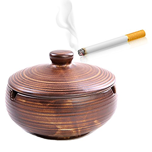 ash trays with lids - 6
