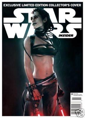 Star Wars Insider # 105 Magazine ebook