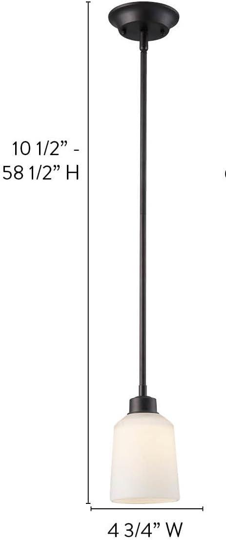 CANARM IPL431A01ORB Pendant Light