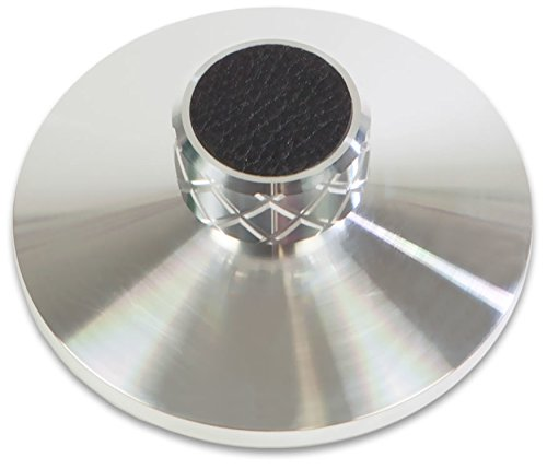 (Pro-Ject Clamp It Record Clamp (Silver))