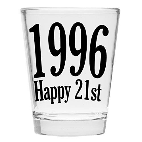 Shot Glass Birthday Celebrate Turning