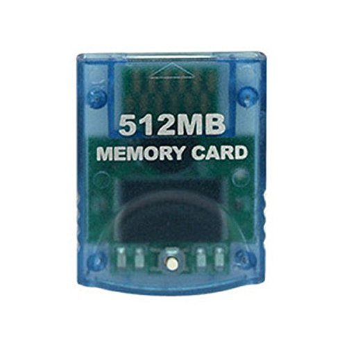 Cinpel 512MB Memory Card for Nintendo Wii