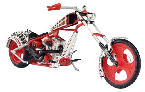 American Chopper -Black Widow Orange County Choppers 1:18