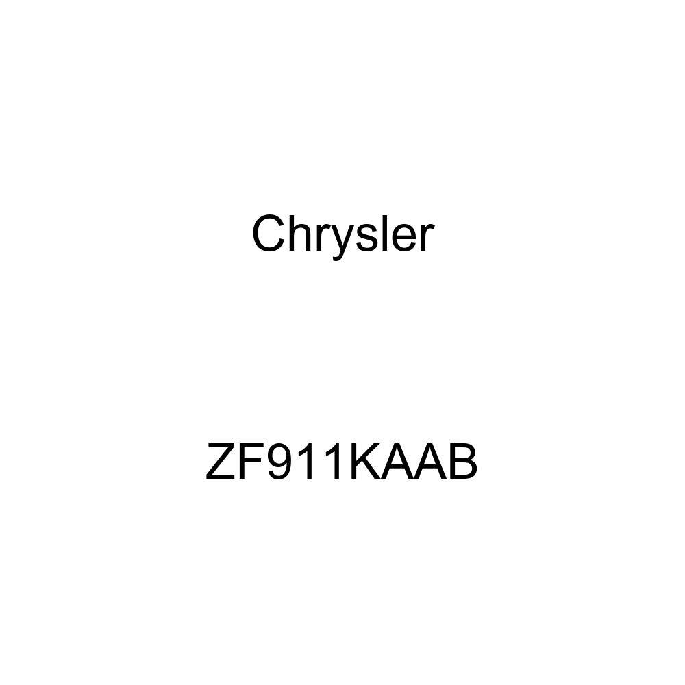 Genuine Chrysler ZF911KAAB Steering Wheel