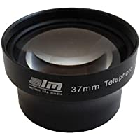 ALM 37mm Telephoto Lens with 2x Magnification for mCAM & mCAMLITE (Black)