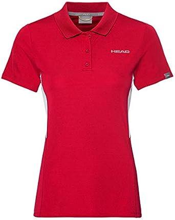HEAD Damen Club Tech Polo Shirt W Polos