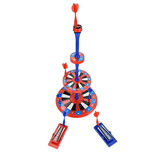 Children Educational Toys Kids Fun Game Ejection Target Magnetic Tabletop Game Toy (Multicolor) by Hisoul