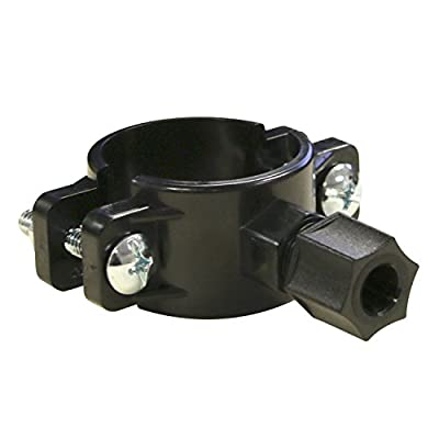 "APEC Drain Saddle Valve 3/8"" for Under-sink Reverse Osmosis System (SADDLE-DRAIN-3-8)"